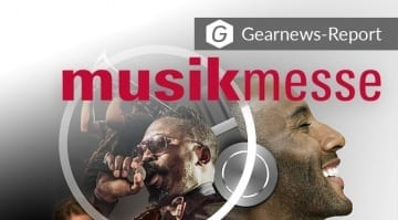 Musikmesse 2016 Sticky Gearnews UK Report