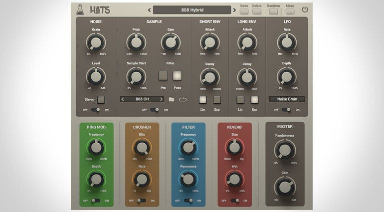 audiothing releases hats hi hat and cymbal synth. Black Bedroom Furniture Sets. Home Design Ideas