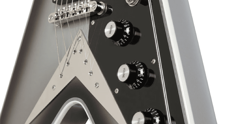 Epiphone Brent Hinds Signature new for 2016 Mastodon