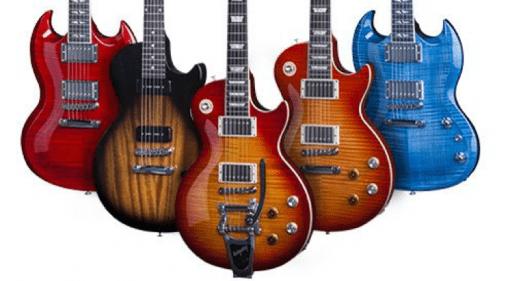 Gibson 2016 Limited Edition runs Joe Bonamassa. 7 String SG Les Paul