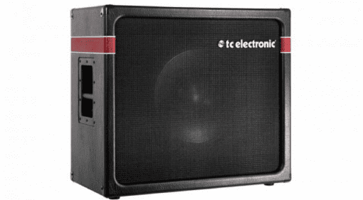 New K-115 added to TC K-Cabs range bass bassist cabinets 400 watts