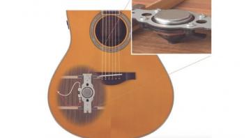 Yamaha TransAcoustic Guitar Musikmesse reverb chorus dreadnought concert