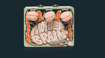 Dr. No Effects Motherbrain Analog Delay pedal boutique USA