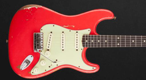 Gary Moore Fender John Cruz Strat Stratocaster