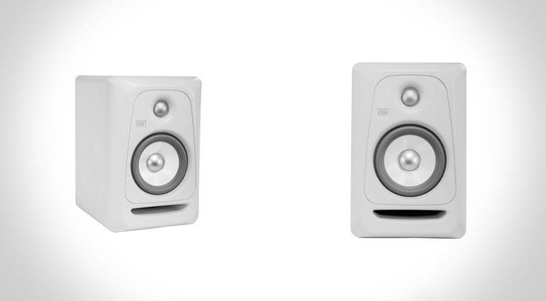 KRK ROKIT 5 GE Limited Edition: White Noise Model