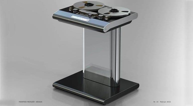 REVOX R2R Tape Machine