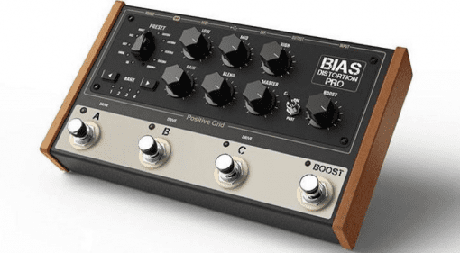 BIAS Positive Grid Distortion Pro