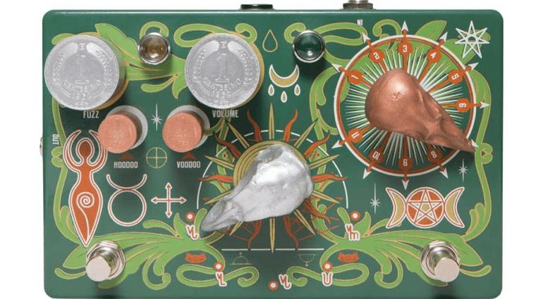 Dr No Effects Alain Johannes 11.11 Fuzz pedal