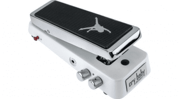 Dunlop BD95 Billy Duffy Signature Cry Baby Wah pedal