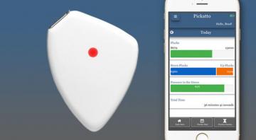 Pickatto Bluetooth Plectrum iOS iPhone Apple