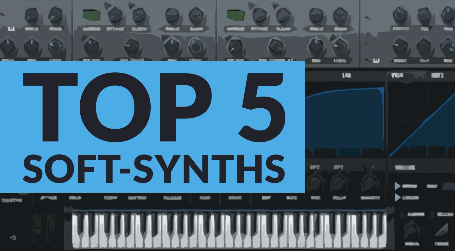 Software Synthesizer - Top 5 List 2016 - gearnews com