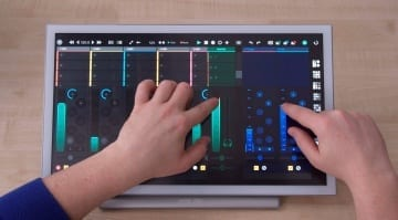 touchAble Pro: touch control for Ableton Live on iOS, Android and