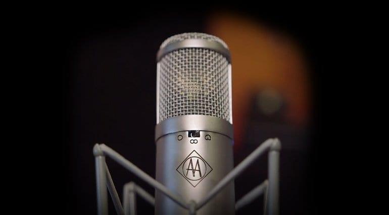 Advanced Audio CM48 Microphone
