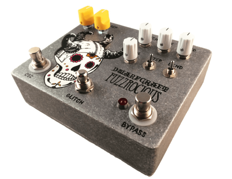 dwarfcraft devices collaborates with fuzzrocious pedals afterlife of pitch. Black Bedroom Furniture Sets. Home Design Ideas