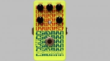 stutter glitch splutter Catalinbread Csidman delay