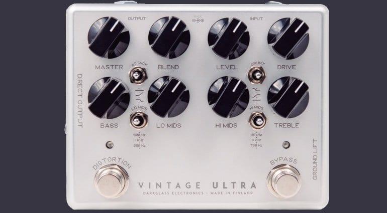 Darkglass Electronics Vintage Ultra bass preamp