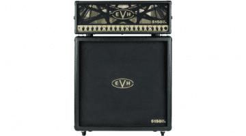 Summer NAMM 2016 EVH 5150III 100S EL34 amp head matching cab 100 watt Eddie Van Halen