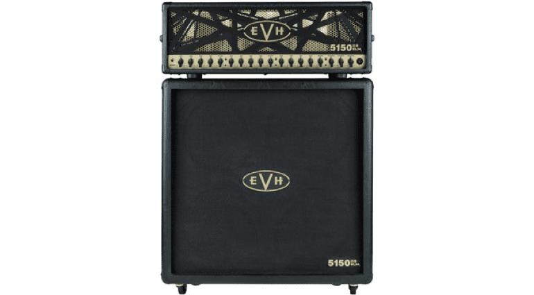 36a4bec6890 Summer NAMM 2016 EVH 5150III 100S EL34 amp head matching cab 100 watt Eddie Van  Halen