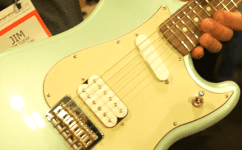 Mustang bass Duo Sonic Fender new Short Scale offsets Mexican P90 Humbucker Alnico 5 pickup