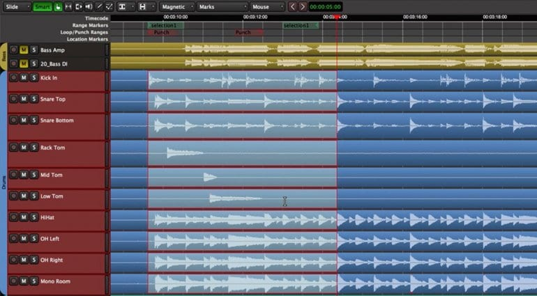 Harrison Mixbus v3.4 Polarity Maximizer Screenshot