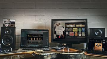 Positive Grid standalone Mac PC DAW BIAS Amp software OSX Windows ProTools Logic Cubase Reaper