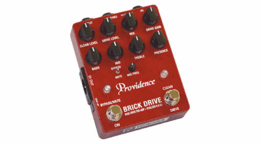 Providence Brick Drive BD1bass preamp