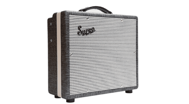 Summer Namm 2016 Supro Roll Out The 1600 Supreme Gearnewscom