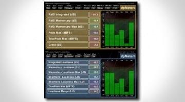 TBProAudio dpMeter II