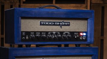 Todd Sharp JOAT 30RT amplifiers.