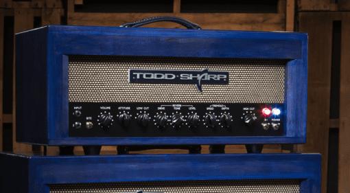 Todd Sharp JOAT 30RT amplifiers.