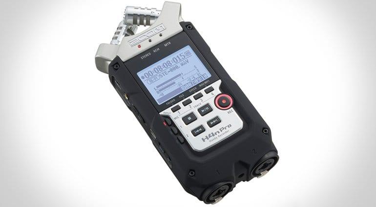 Zoom H4n Pro