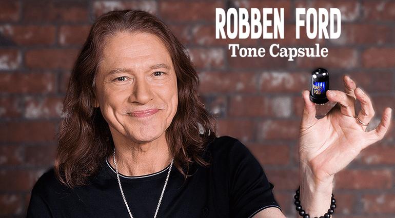 Roland new Robben Ford BC TC RF Tone Capsule