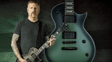 Bill Kelliher ESP LTD Signature guitar