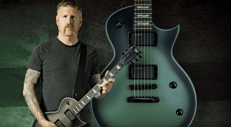 Bill Kelliher ESP LTD Signature guitar