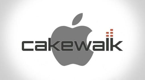 Cakewalk Sonar OSX