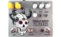 Afterlife Of Pitch Dwarfcraft Devices Fuzzrocious Pedals boutique FX guitar pedal