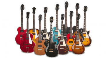 New Epiphone range NAMM Summer 2016 Les Paul Traditional Pro II SE Special