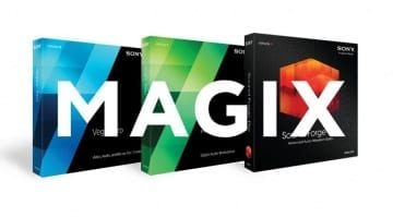 Magix buys Sony Creative Software