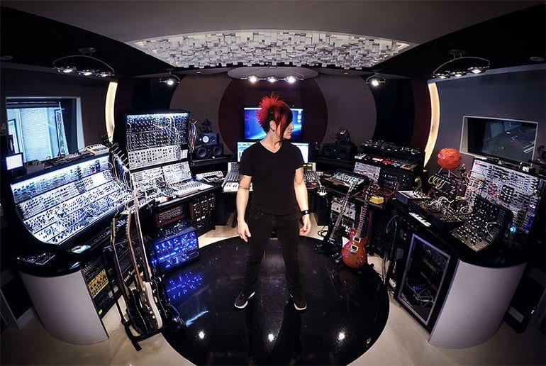 Klayton/Celldweller Studio