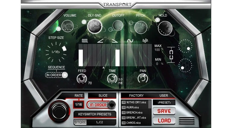 Refractor Audio Transport Delay