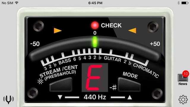 Boss TU-3 Tuner Free on both Android and iOS - gearnews com