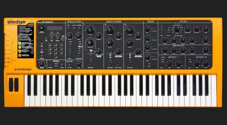 StudioLogic original Sledge 2.0