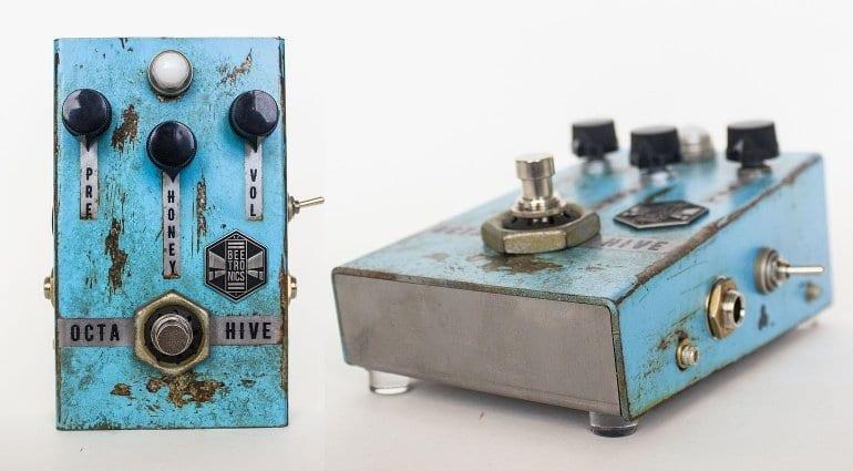 Beetronics OctaHive Fuzz Pedal