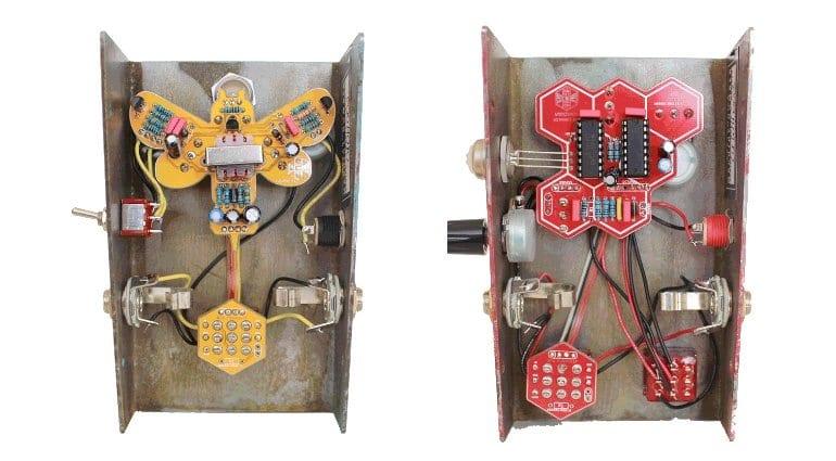 Beetronics OctaHive WhoctaHell Fuzz Pedal PCB