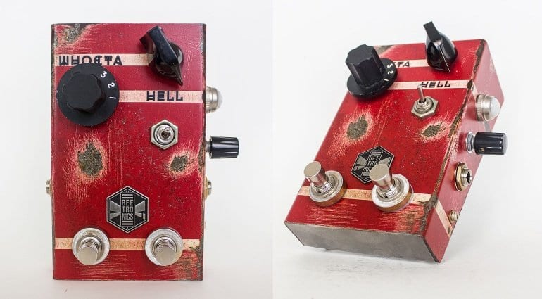 Beetronics-WhoctaHell-Fuzz-Pedal-