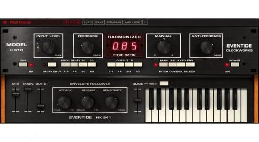 Eventide H910 Harmonizer Plugin