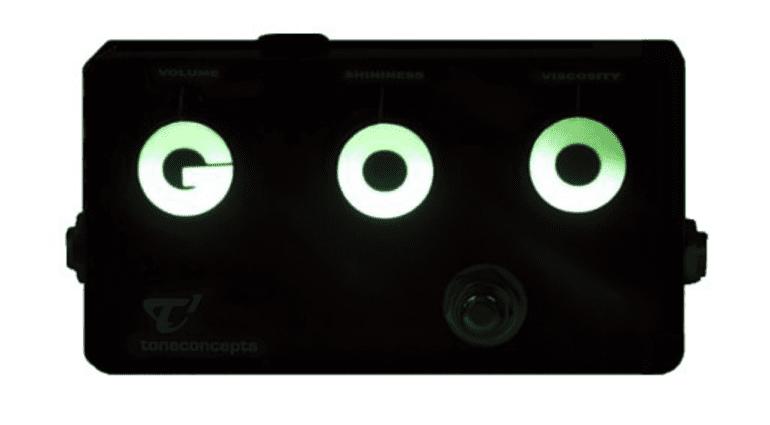 Tone Concepts GOO Nels Cline ICON Series Distortion pedal