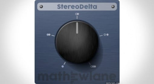 Mathew Lane StereoDelta Plugin