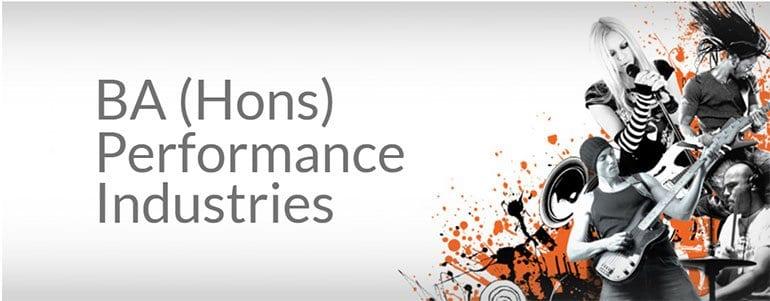 AMSonline BA(Hons) Performance Industries