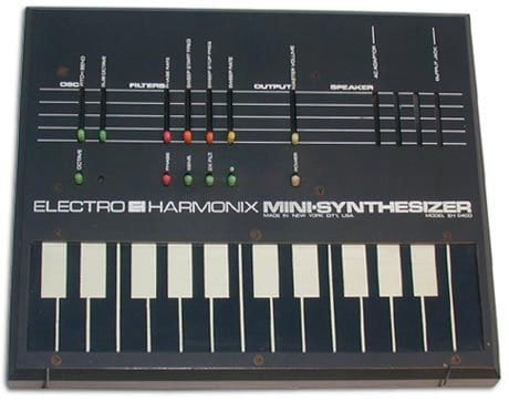 EHX Mini Synthesizer original circa 1980